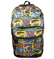 Retro DC Comic Superman Backpack