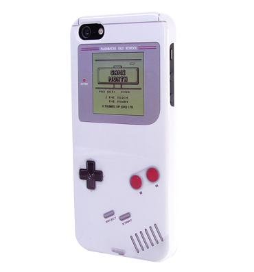 Retro Gameboy-esque Case for iPhone 5