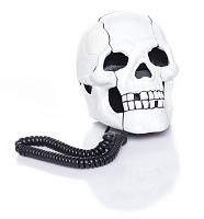 Retro Skull Telephone