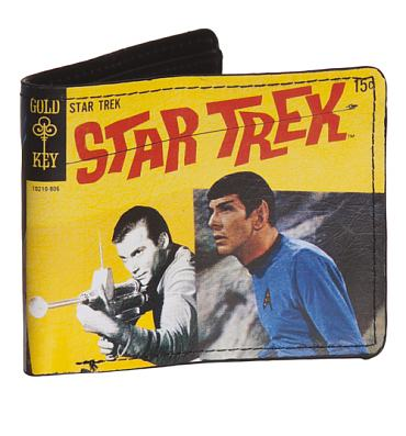 Retro Star Trek Wallet
