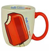 Retro Walls Starship And Split Lolly Mug