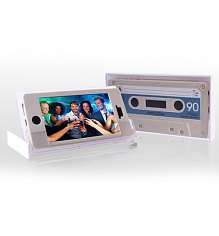 Retro White Cassette Case for iPhone 5 [View details]
