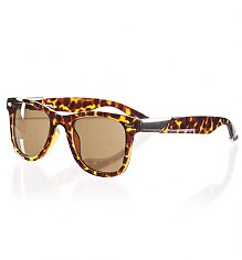 Retro Winston Wayfarer Tortoiseshell Sunglasses from Jeepers Peepers [View details]