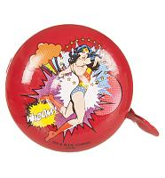 Retro Wonder Woman Bicycle Bell