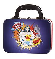 Retro Wonder Woman Pow Tin Tote
