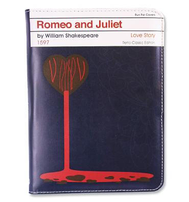 Romeo And Juliet By William Shakespeare E-Reader Cover For Kindle Touch from Run For Covers