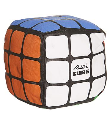 Rubik's Cube 5 Inch Plush Toy
