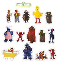 Sesame Street Characters Magnet Set