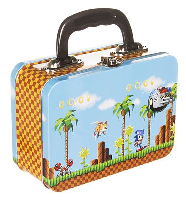 Sonic The Hedgehog Scene Tin Tote