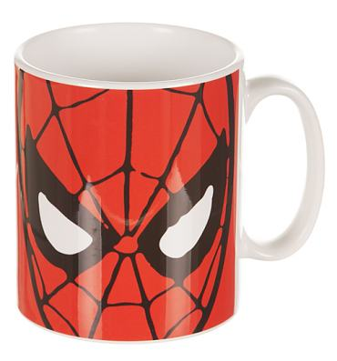 Spiderman Face Marvel Mug