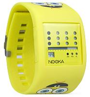 SpongeBob Squarepants Zub Zot Watch from Nooka