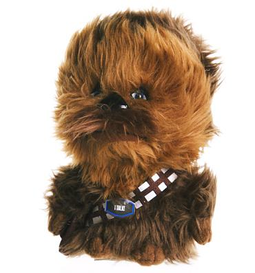 Star Wars 9 Inch Chewbacca Talking Plush Toy