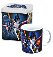 Star Wars A New Hope Mug and Tin Set