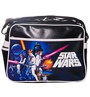 Star Wars A New Hope Retro Messenger Bag