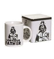 Star Wars I Am Your Father Darth Vader Mug In A Tin