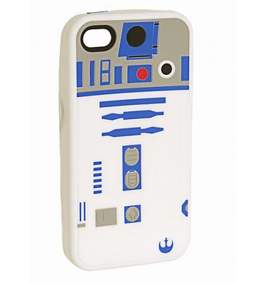 Star Wars R2-D2 iPhone 4 Case
