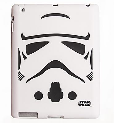 Star Wars Stormtrooper Moulded iPad Case