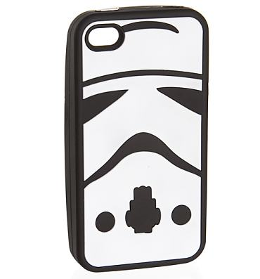 Star Wars Stormtrooper iPhone 4 Case