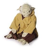 Star Wars Yoda Back Buddy Plush Back Pack