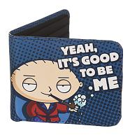 Stewie Yeah It's Good To Be Me Family Guy PU Wallet