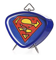 Superman Classic Logo Alarm Clock