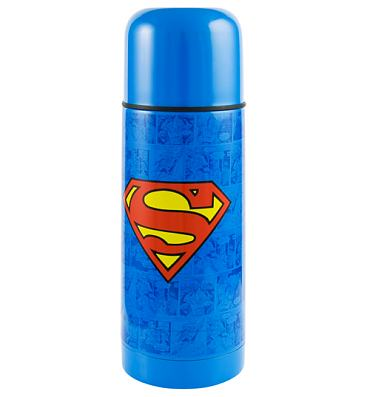 Superman Vacuum Flask