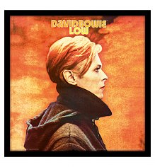 "David Bowie Low 12"" Album Cover Print [View details]"