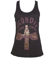 Ladies Charcoal Blondie Camp Funtime Vest from Amplified [View details]
