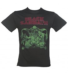 Men's Charcoal Black Sabbath Bloody Sabbath T-Shirt from Amplified [View details]