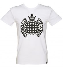 Men's Ministry Of Sound Logo T-Shirt [View details]