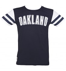 Men's Navy Oakland Mick Jagger T-Shirt by Worn By [View details]