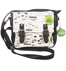 The Beatles Graffiti Mini Satchel Bag from Disaster Designs [View details]