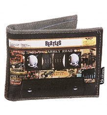 The Beatles Tour Tape Wallet from Disaster Designs [View details]