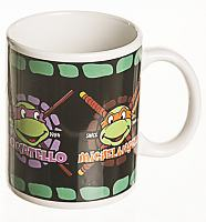 Teenage Mutant Ninja Turtles Characters Mug