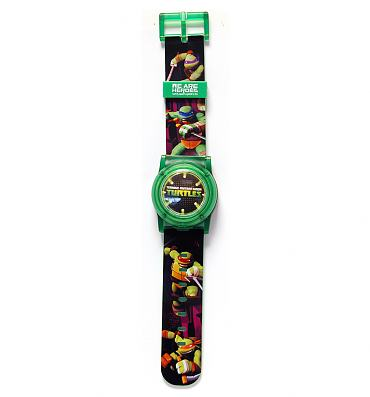 Teenage Mutant Ninja Turtles Flashing LCD Watch