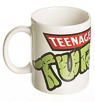 Teenage Mutant Ninja Turtles Logo Mug