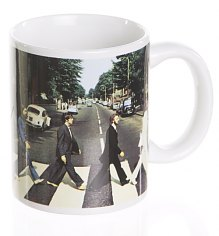 The Beatles Abbey Road Boxed Mug [View details]