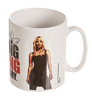 The Big Bang Theory Cast Mug