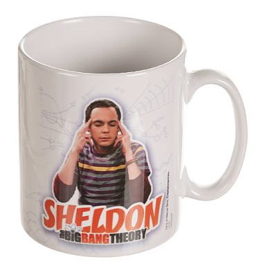 The Big Bang Theory Sheldon Mug