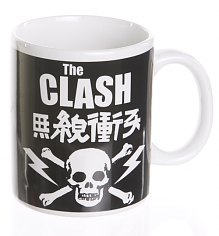 The Clash Skull Boxed Mug [View details]