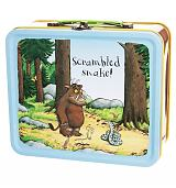 The Gruffalo Blue Tin Lunchbox