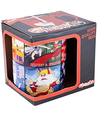Thundercats Collage Mug