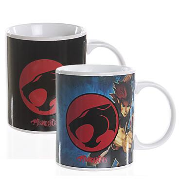 Thundercats Heat Sensitive Mug