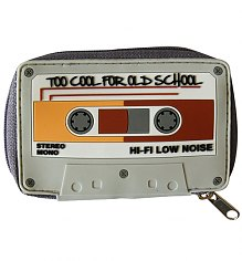 Too Cool For Old School Retro Cassette Wallet [View details]