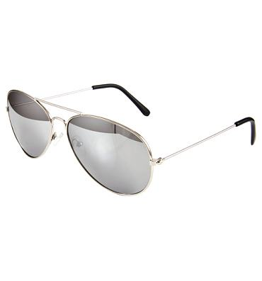 Top Gun Mirrored Aviator Sunglasses