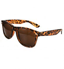 Tortoise-shell Wayfarer Sunglasses [View details]