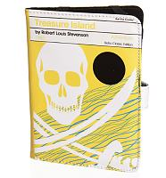 Treasure Island By Robert Louis Stevenson E-Reader Cover For Kindle Touch from Run For Covers