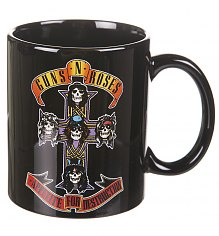 Boxed Guns N Roses Appetite For Destruction Mug [View details]