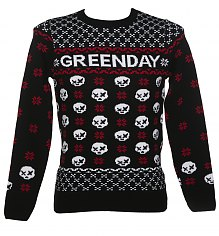 Green Day Dookie Knitted Jumper [View details]