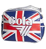 Union Jack Redford Shoulder Bag from Gola
